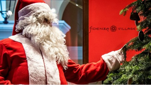 A special Christmas at Fidenza Village