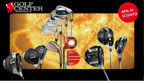 Christmas offers by Golf Center