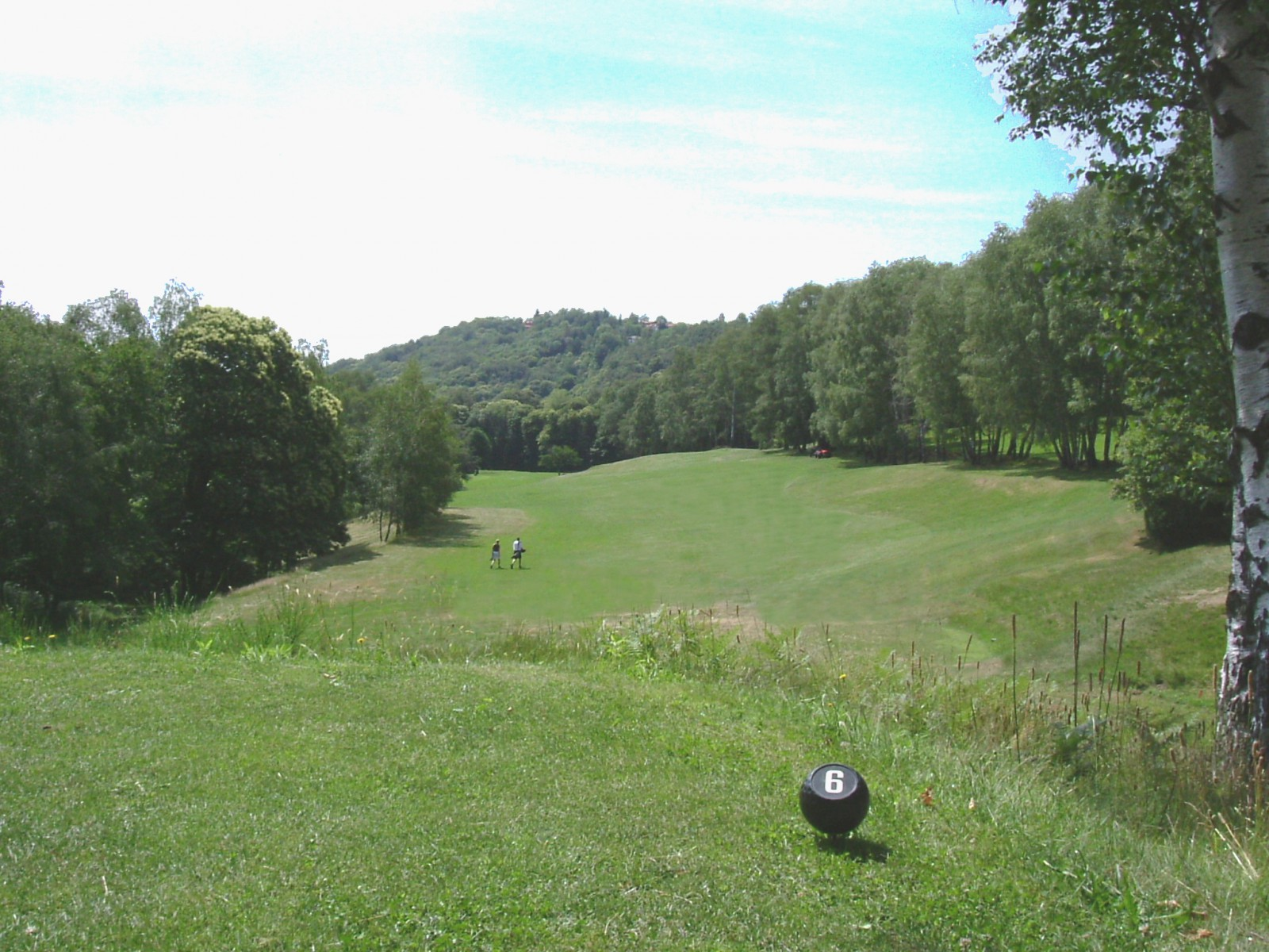 Alpino Di Stresa Golf Club Green Pass Golf